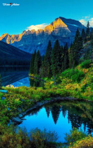 Nature wallpaper in HD for mobile 1080p Full HD