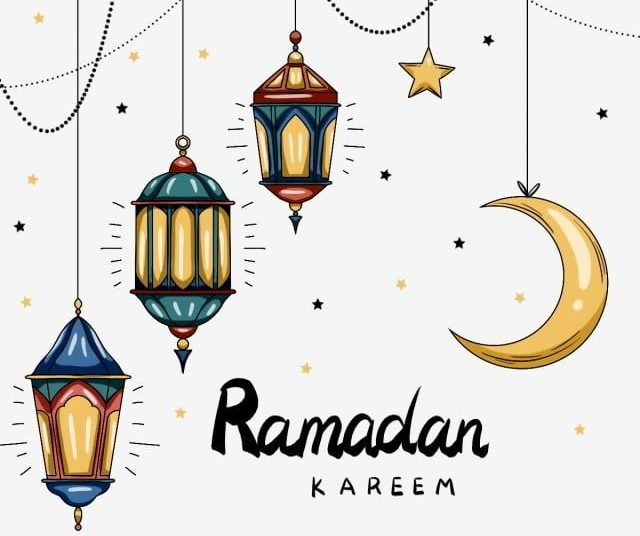 Ramadan Festival Elements In Hand Drawn Style, Ramadan, Moon, Cartoon Png Transparent Clipart Image And Psd File For Free Download