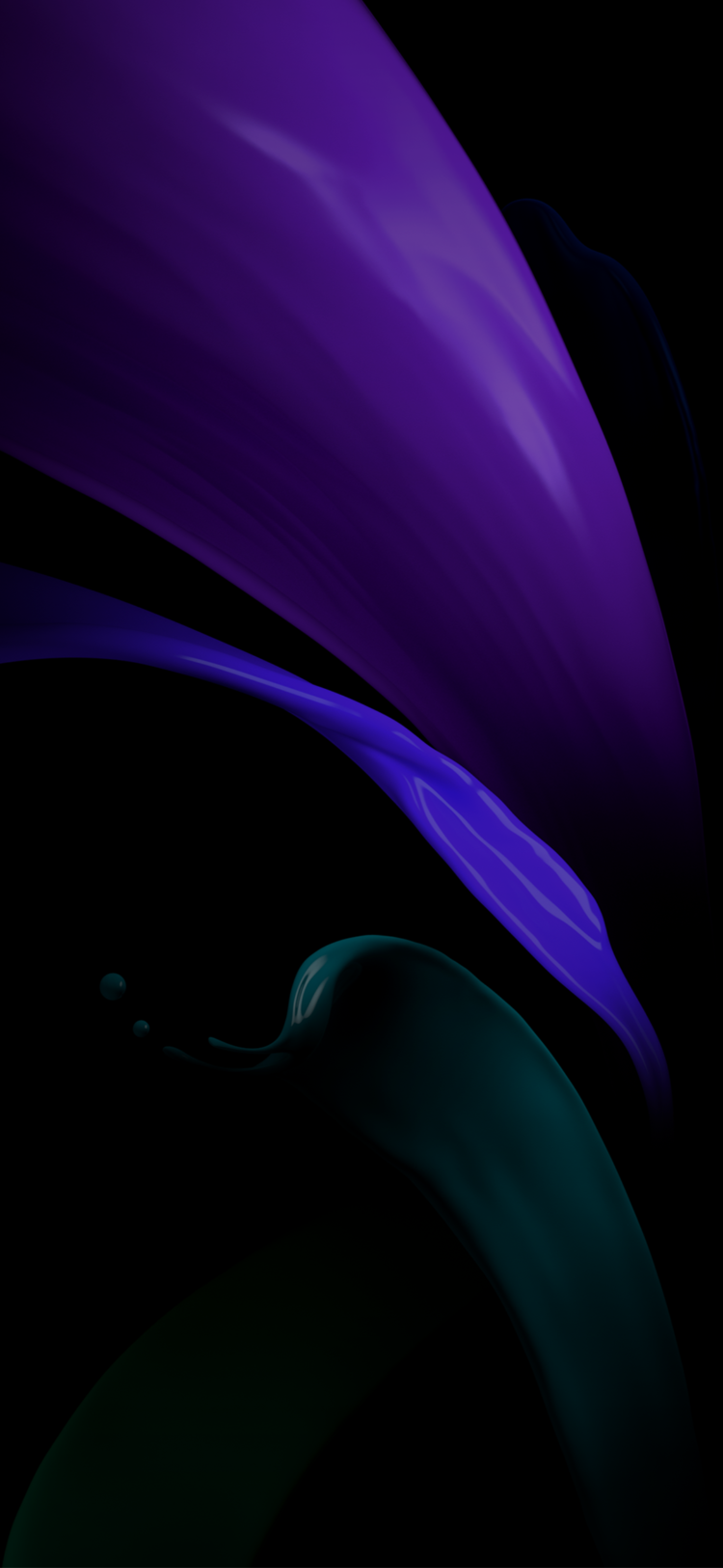 Samsung Galaxy Z Fold 2 Wallpapers Stock (1768x2208) HD Free Download