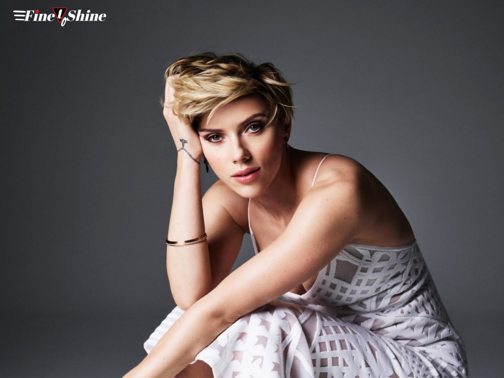 Scarlett Johansson Wallpapers 1080P Hd Pictures, Images &Amp; Photos