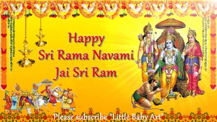 Sri Rama Navami | Happy Sri Rama Navami Whatsapp Status Video | New Sri Rama Navami Whatsapp Video 2021 Wishes Images, Photos, Status