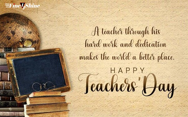 Happy Teachers Day Wallpapers With Quotes 2021