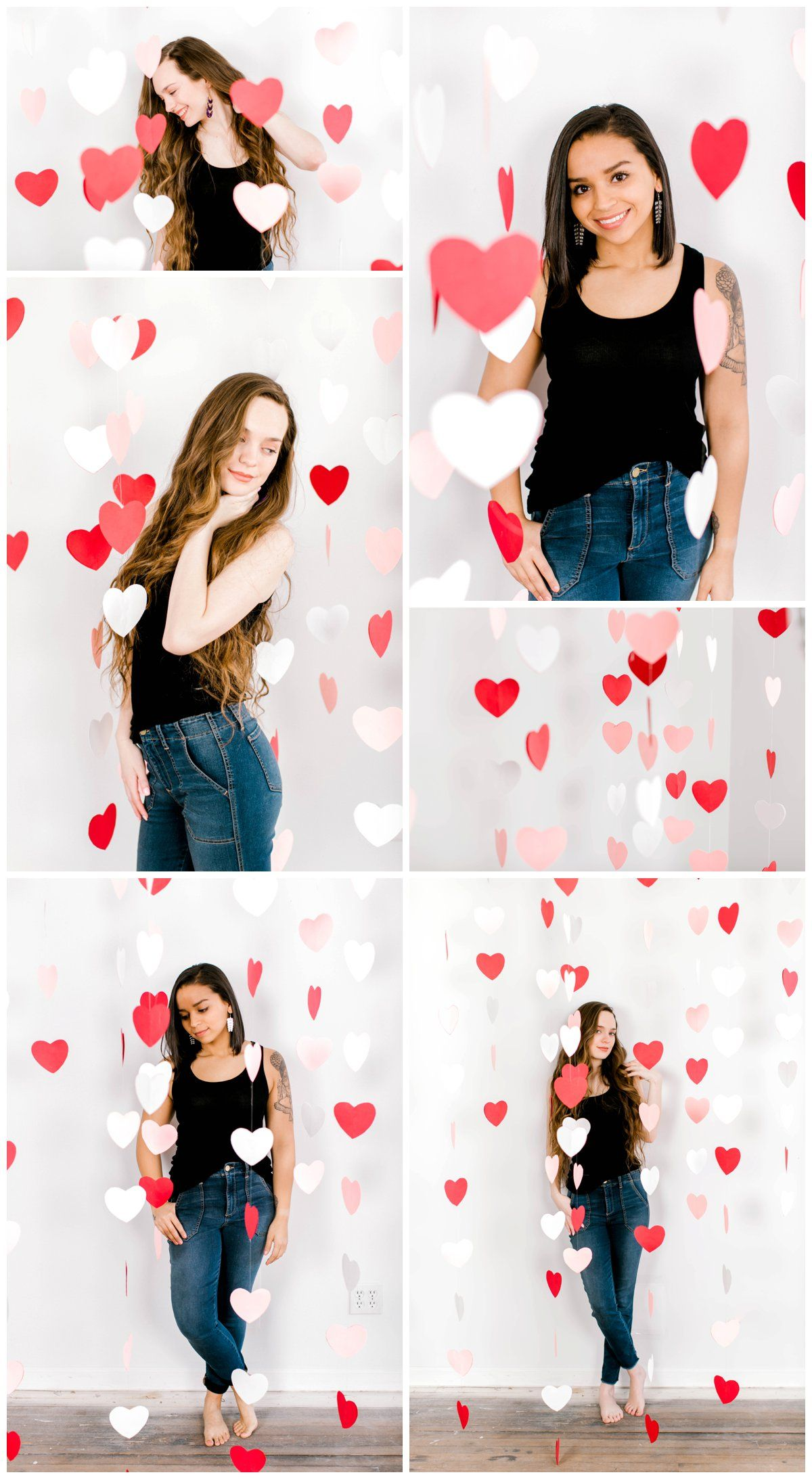 Valentine's Day Styled Shoot With Schriver's Boutique