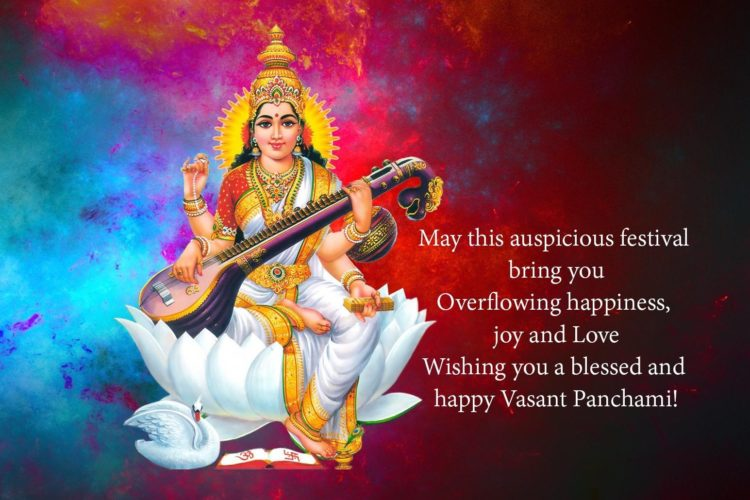 Happy Vasant Panchami Wallpapers 2021 4K Ultra HD Free Download
