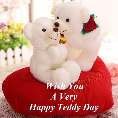 Best Happy Teddy Day Messages & Images - Wishes